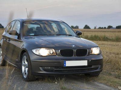 używany BMW 118 E87 LCI d 143KM 2007r - POLECAM - CENA DO NEGOCJACJI