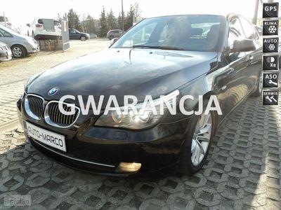 używany BMW 520 seria 5 2dm3 176KM 2009r. 195 000km polecam ładną