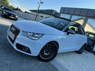 używany Audi A1 1.6dm 105KM 2012r. 77 000km