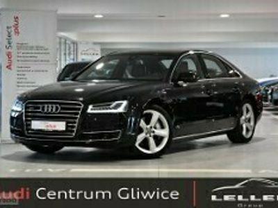 używany Audi A8 IV (D5) 4.2TDI 385KM Gwarancja 2022, Matrix Led, Dociąg, Head-Up