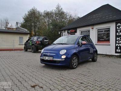 używany Fiat 500 Benzyna 1.25 Klimatyzacja