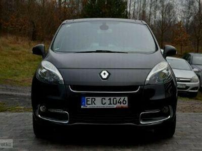 używany Renault Scénic III 1.2dm 116KM 2013r. 111 000km