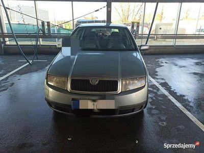 używany Skoda Fabia 1.4 mpi Benz + gaz