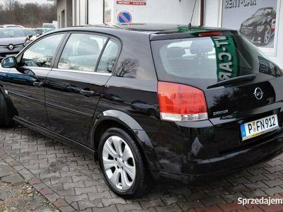 używany Opel Signum Cosmo 1,8 i 140ps*Bezwypadkowy*Skóra*Klimatronik*Pełny-Serwis*WZOROWY*