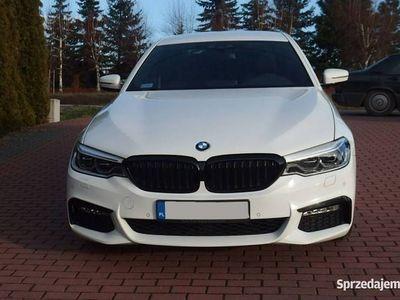 używany BMW 520 2dm 190KM 2017r. 36 000km