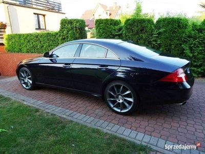 używany Mercedes CLS350 3.5dm 272KM 2005r. 203 900km