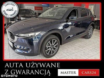 używany Mazda CX-5 2.5dm 194KM 2018r. 18 200km