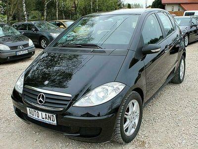używany Mercedes A150 1.5dm 95KM 2007r. 161 000km