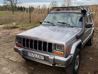 używany Jeep Cherokee 4.0