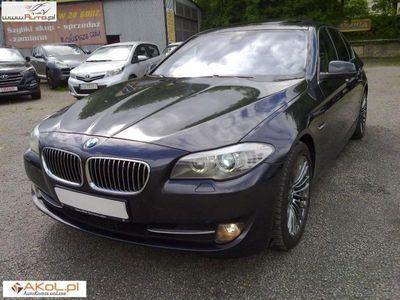 używany BMW 530 530 3dm3 258KM 2013r. 171 000km d xDrive 258KM Xenony Ledy NaviProf Fotele Komfortowe Rolety HEADUP