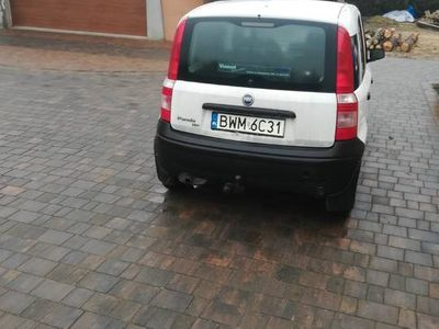 używany Fiat Panda VAN