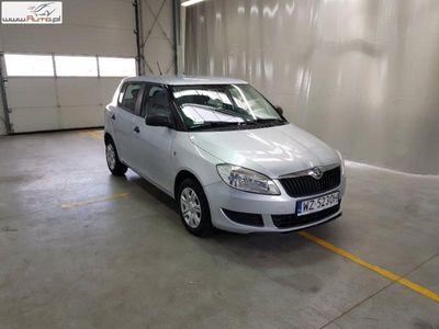 używany Skoda Fabia Fabia 1.6dm3 90KM 2013r. 117 457km II Hatchback 10-15,1.6 TDI DPF Active Plus