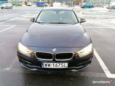 używany BMW 320 D 190KM Automat Bezwypadkowy Serwisowany FV 23%
