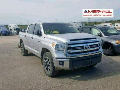 używany Toyota Tundra 5.7dm 381KM 2017r. 65 000km