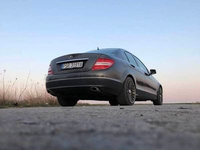 używany Mercedes C300 W204