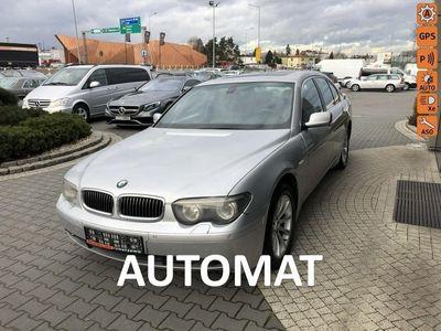 używany BMW 501 730 3dm 231KM 2005r.000km