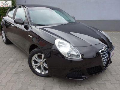 used Alfa Romeo Giulietta 1.6dm3 105KM 2012r. 122 000km 1,6D Ledy Klimatronik Alu Tryb DNA Opłacony VIP Gwarancja