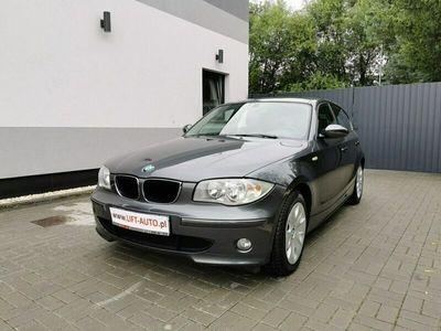 używany BMW 120 2.0 Diesel 163KM # Klimatyzacja # Podg. Fotele # Gwarancja