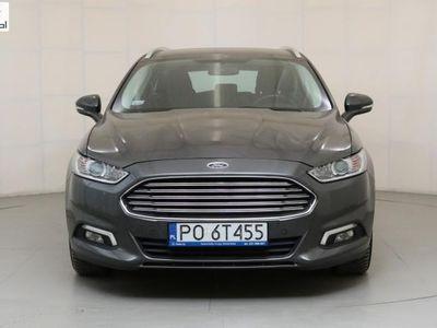 gebraucht Ford Mondeo 2dm3 150KM 2016r. 120 666km PO6T455 #2.0 TDCi # Kombi # Salon Polska FV23% VAT!