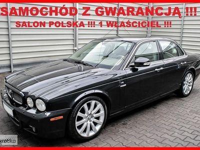 używany Jaguar XJ VII Salon Polska + 1 Właściciel od NOWOŚCI !!!