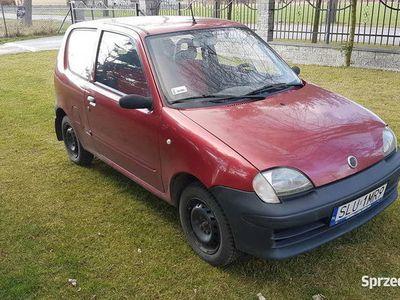 używany Fiat Seicento 1.1 2002R
