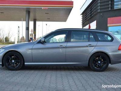 używany BMW 320 2dm 163KM 2011r. 213 000km