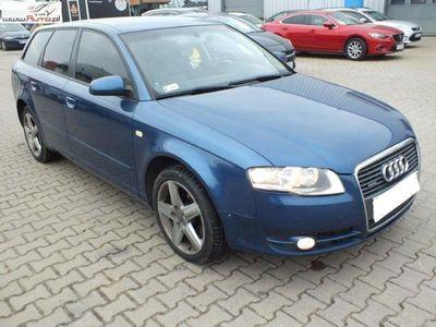 usado Audi A4 A4 3dm3 232KM 2006r. 271 830kmQuattro 3.0 TDi Avant Tiptronic FV 23%, Gwarancja!!