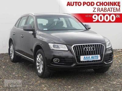 używany Audi Q5 I (8R) Salon Polska, 1. Właściciel, Serwis ASO, 187 KM, 4X4,