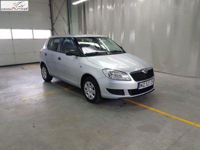 używany Skoda Fabia Fabia 1.6dm3 90KM 2013r. 163 329km II Hatchback 10-15,1.6 TDI DPF Active Plus