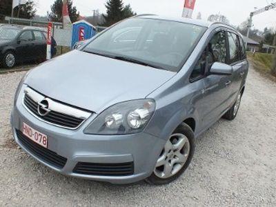 używany Opel Zafira 1.9dm 120KM 2008r. 154 000km