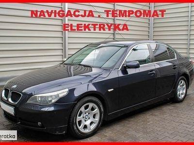 używany BMW 520 SERIA 5 520Navigacja + Klimatronik + Elektryka + Tempomat !!!