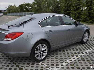 używany Opel Insignia Vauxhall anglik zarejestrowany w polsce