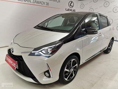 używany Toyota Yaris III 1.5 Selection 111KM, 1 Właściciel, Serwis ASO, Salon Polska, FV23%