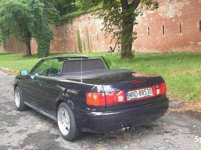 używany Audi Cabriolet