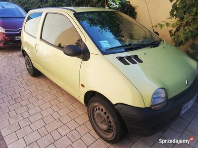 używany Renault Twingo 2001