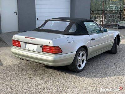 używany Mercedes SL500 R129