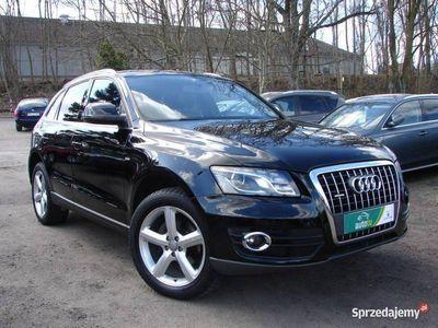 używany Audi Q5 2dm 170KM 2012r. 189 000km