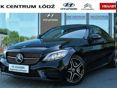 używany Mercedes C300 2dm 258KM 2020r. 21 100km