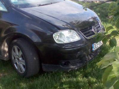 używany VW Touran sprzedam - zamienie
