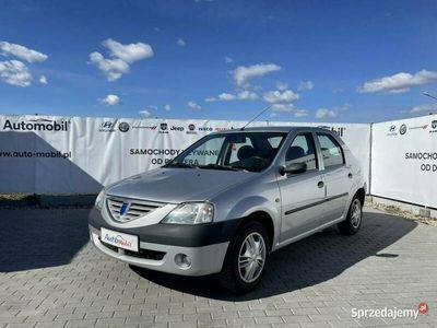 używany Dacia Logan 1,4 MPI benz/gaz -krajowy- I właściciel -odDealera I (2004-2012)