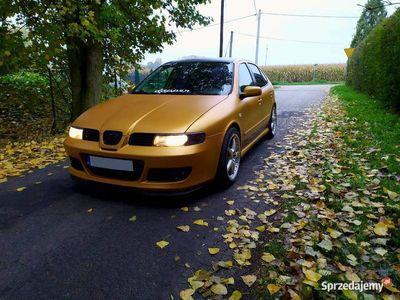 używany Seat Leon Cupra 4 Nowy Silnik VR6/Fotele Recaro/Haldex 4x4