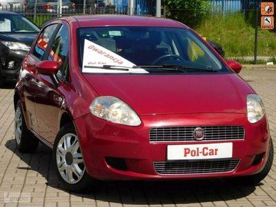 używany Fiat Grande Punto 1.4 Benzyna- Klimatyzacja- Salon PL- Serwis- I Właściciel