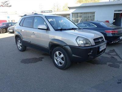 brugt Hyundai Tucson 2.0dm3 136KM 2007r. 205 000km