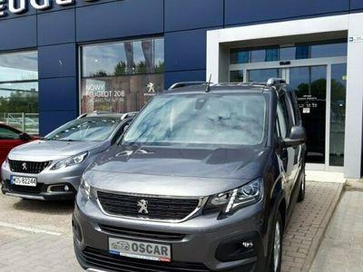 używany Peugeot Rifter RIFTERstandard Allure Pack 130 KM 1.5 Diesel