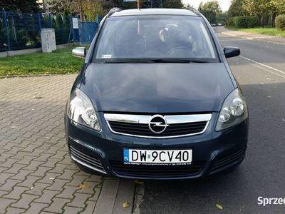 używany Opel Zafira ZAFIRA 119 TYS PRZEBIEGU119 TYS PRZEBIEGU