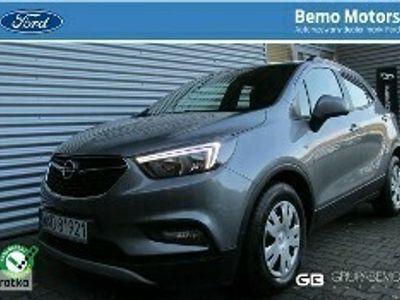 używany Opel Mokka 1.4 Turbo 140KM Automat Enjoy Gwarancja Tempomat Climatronic Grzana