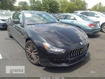 używany Maserati Ghibli SQ4