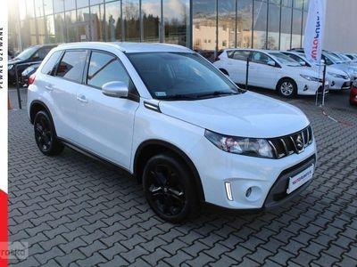 używany Suzuki Vitara Premium 4WD Rej: 2018, Salon PL, LED, Skóra, Serwis ASO, Gwar., Bielsko-Biała