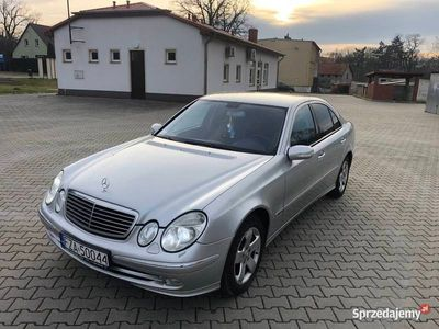 używany Mercedes E320 E klasa