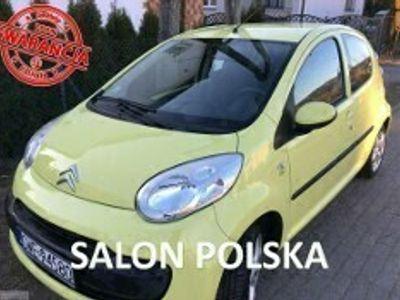 używany Citroën C1 Niezawodna benzyna/5 drzwi/Opłaty na rok/2 kpl. kół/Zadbany
